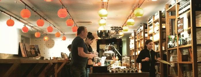 Café Blom is one of White Guide Café 2019-20.