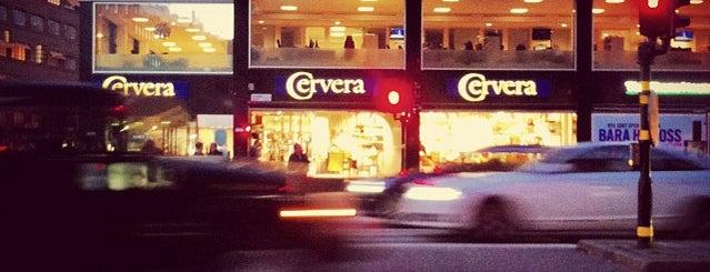Cervera is one of Stalking Stockholm.