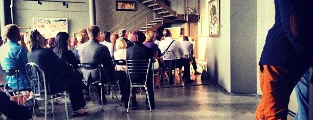 Mūkusalas Mākslas salons is one of Lieux qui ont plu à lapsaa.