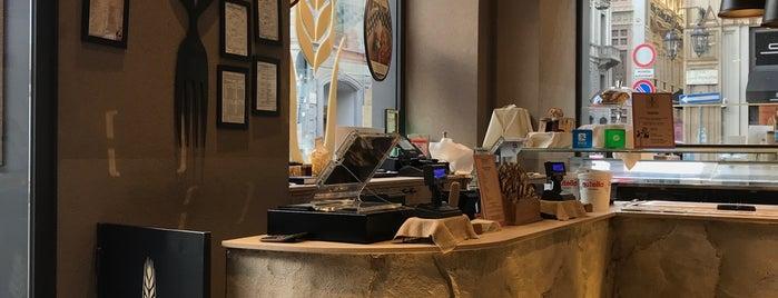 Granaio Caffè e Cucina is one of Federica 님이 좋아한 장소.