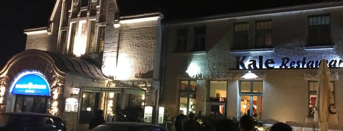 Kale Restaurant is one of Hanover Restaurants.