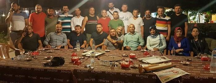 Gözde Aile Çay Bahçesi is one of Posti che sono piaciuti a A.E.K.