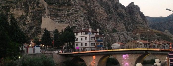 İçerişehir is one of Lugares favoritos de Özge.