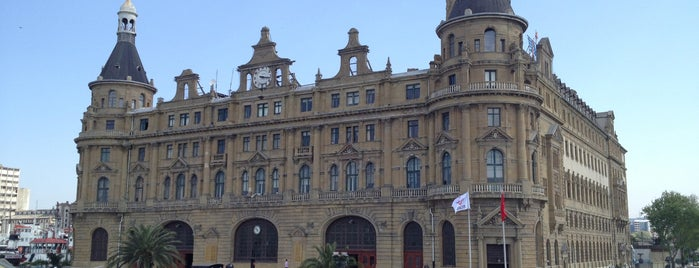 TCDD Haydarpaşa Liman İşletmesi is one of The Best of Istanbul by a Foreign Istanbulite.