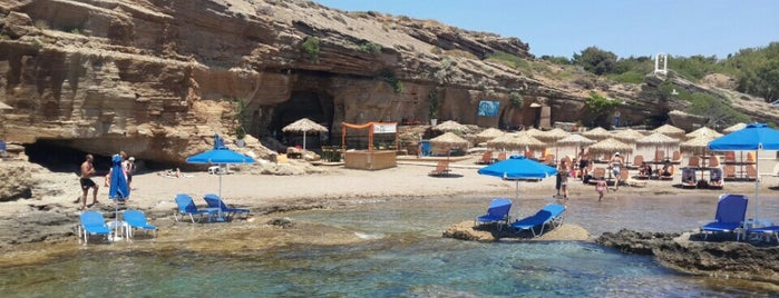 Oasis Beach is one of Rhodes.