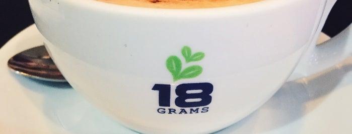 18 Grams is one of Hong Kong.