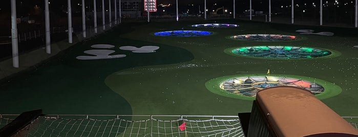 Topgolf is one of DC.