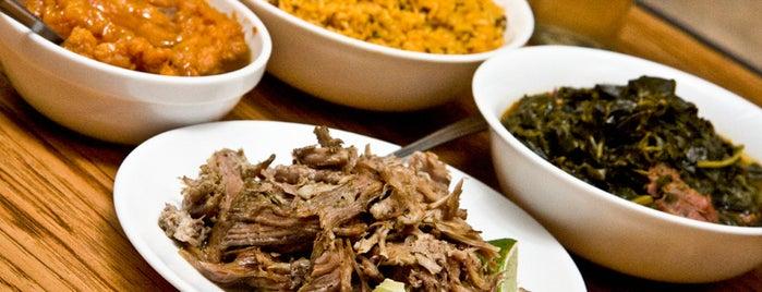 Brasa Premium Rotisserie is one of Minneapolis-St. Paul Atlas of Ethical Eating.
