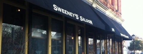 Sweeney's Saloon is one of Tavsiyeler Comments.