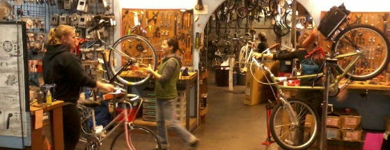 The Hub South Minneapolis is one of Bike Shops.