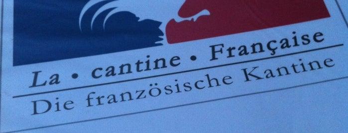 La Cantine Française is one of ça a l'air sympa.