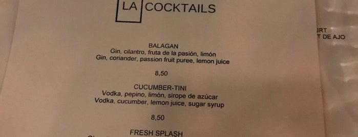 Balagan by ETOH is one of Restaurantes favoritos.