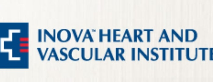 Inova Heart and Vascular Institute is one of Hospitals and Dr., s offices By The Way..