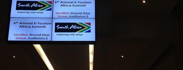 Cape Town International Convention Centre (CTICC) is one of #eTAS14 CPT.