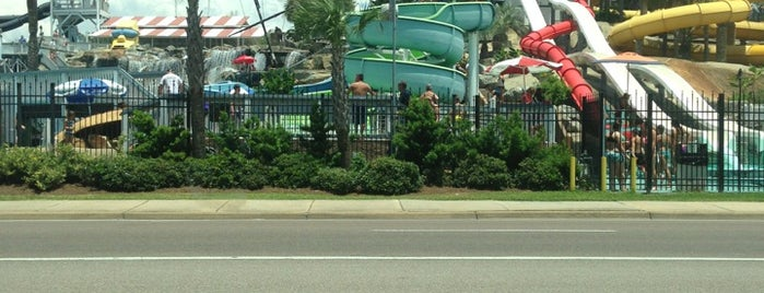 Big Kahuna's Water & Adventure Park is one of Destin.