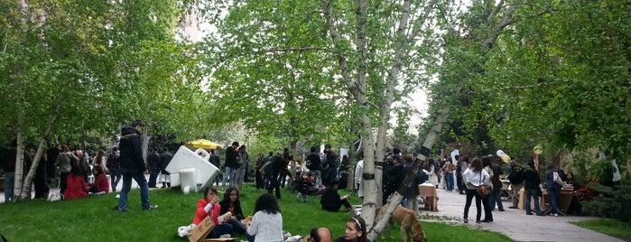 Ankara Üniversitesi İletişim Fakültesi - İLEF is one of Tempat yang Disukai Uğur.