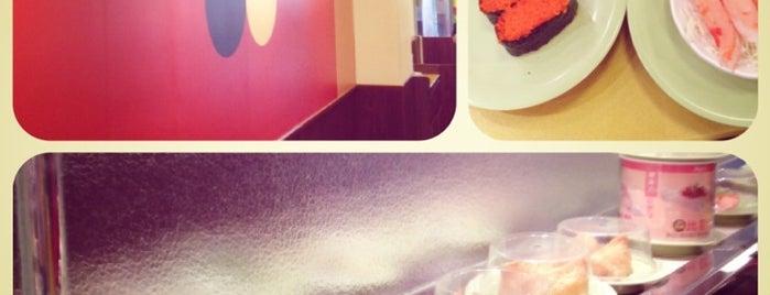 爭鮮迴轉壽司 Sushi Express is one of Dennis: сохраненные места.