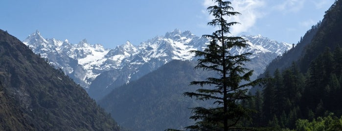 Kasol is one of India North.