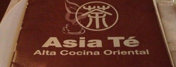 Asia Té is one of Comer en Madrid.