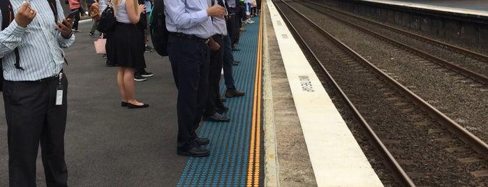 Platforms 3 & 4 is one of Sydney Train Stations Watchlist.