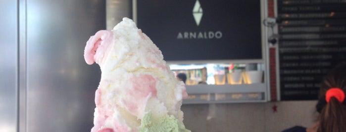 Arnaldo is one of Dónde comprar los mejores helados de Buenos Aires.