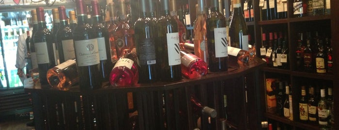 La Vid Wines & Spirits is one of Ailieさんのお気に入りスポット.