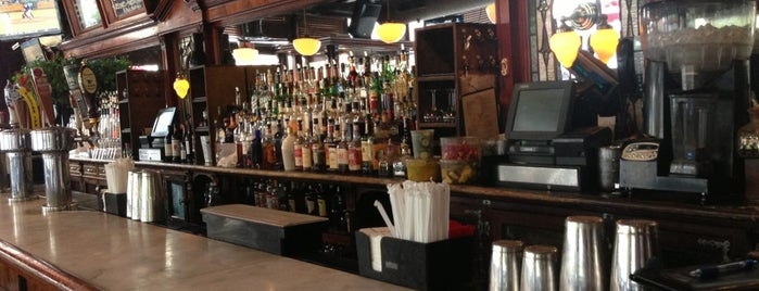 The Madison Bar and Grill is one of Hoboken Eats.