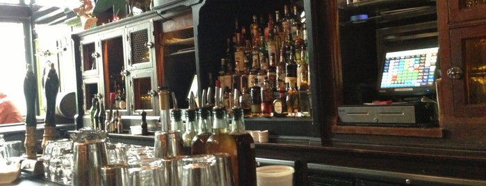 The Breslin Bar & Dining Room is one of Unmissable NYC.