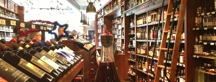Columbus Circle Wines & Spirits is one of Davidさんのお気に入りスポット.