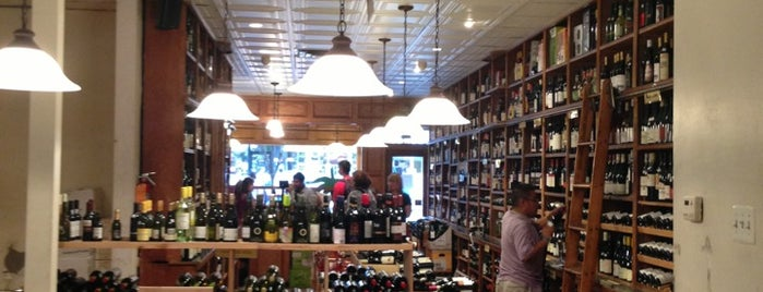 Prospect Wine Shop is one of Orte, die Mike gefallen.