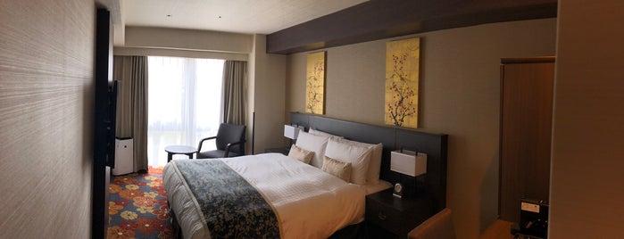 Daiwa Royal Hotel Grande Kyoto is one of Orte, die Ricky gefallen.