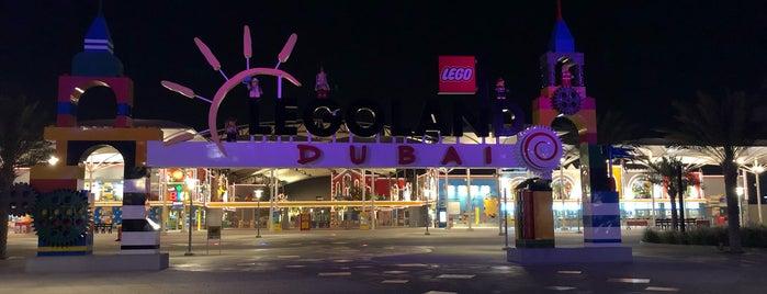 LEGOLAND Dubai is one of Dubai.