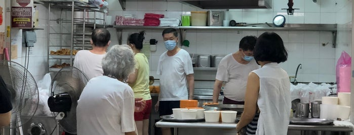 Yong Xiang Xing Tou Fu 永祥兴豆腐 is one of Singapore Food.