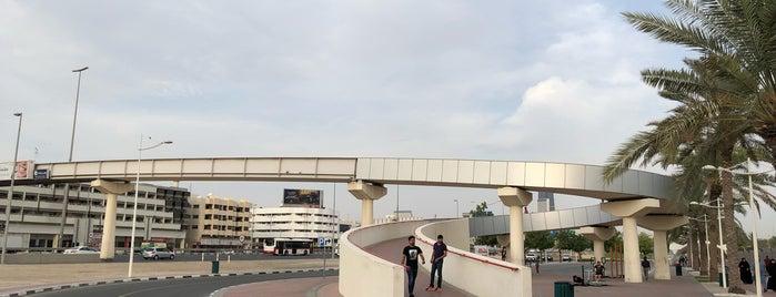 Dubai Frame is one of Orte, die Ricky gefallen.