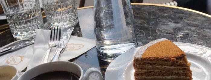 Café Pouchkine is one of Paris.