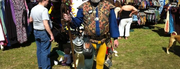 Medieval Fair of Norman is one of Lieux qui ont plu à Mat.