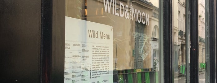 Wild & The Moon is one of Paris.