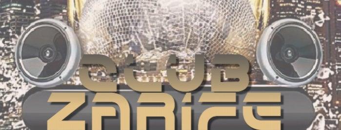 Club Zarife is one of BEYOĞLU CLUPLER.