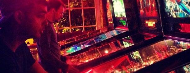 John John's Game Room is one of Pinball Destinations.