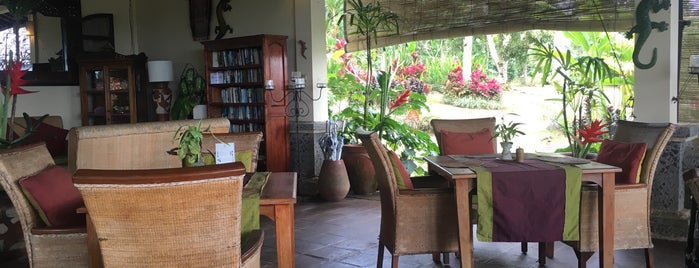 Sanda villas and restaurant is one of Bali.