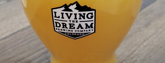 Living The Dream Brewing is one of Places to try.