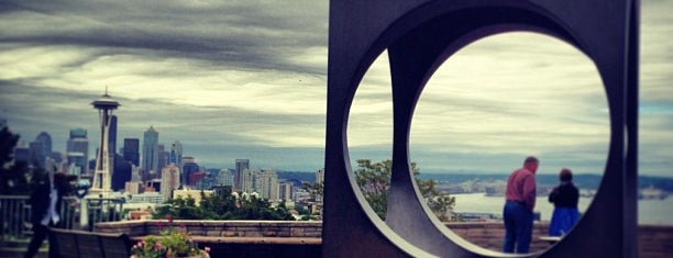 Kerry Park is one of Seattle.