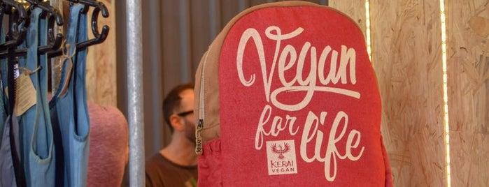 Zanla Vegan Store is one of Vegan SP.