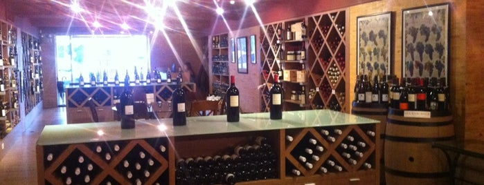 Premium Wine Exchange is one of When in Makati.