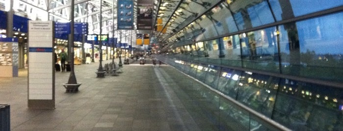 Leipzig/Halle Airport (LEJ) is one of Airports Europe.