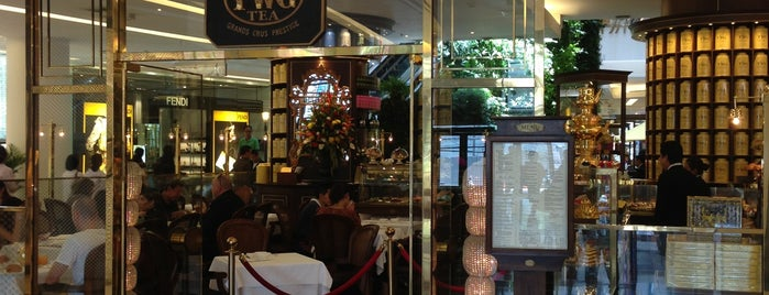 Twinings Tea Boutique is one of Lugares favoritos de Pravit.