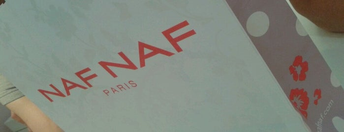 Nafnaf is one of Lugares favoritos de Gabriel.
