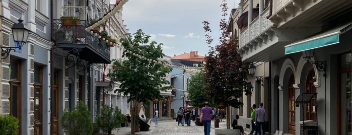 New Tiflis is one of tbilisi.
