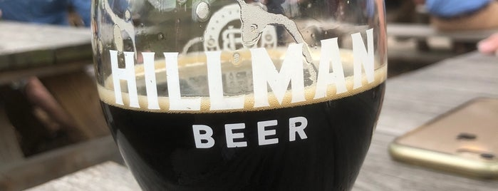 Hillman Beer is one of Locais curtidos por Anthony.
