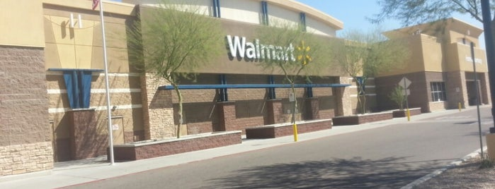 Walmart is one of Arizona.